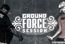 Ground Force Session / South Korea House Dance 1 on 1 Battle