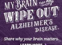 Alzheimers / While doing #research for #ReluctantCassandra, I learned so much about the devastating effects of #Alzheimer's and other #dementias. Raising #awareness and hoping we can #EndAlz.