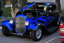 Hotrods and Rebuilds / Modified cars