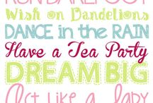 Baby Girl Quotes <3