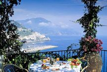 ysvoice:    | ♕ |  Breakfast at Balconies - Santa Caterina of Amalfi  |