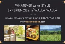 Romantic Getaways / Whether its #Valentines Day, a honeymoon, or you are simply planning a romantic escape, consider the charming Walla Walla Valley in Washington state. Home to scenic, mountainous beauty, internationally acclaimed wineries, world-class restaurants, cultural inspiration, and unforgettable outdoor recreation.