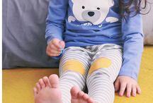 Kiddos pajamas
