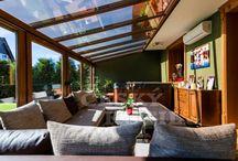 Zimní zahrady, venkovní kuchyně, topeniště, udírny...