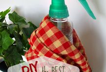 Cleaning tips / by Candice Wise