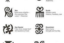 símbolos tatto