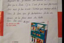 """Ma lettre au Père Noël / Le jeu est terminé, le tirage au sort a été effectué ! Regardez sous votre lettre, si la mention """"Gagné"""" apparaît, alors vous pouvez nous adresser un message privé sur Facebook, avec le titre de l'ouvrage remporté + votre adresse postale :)"""