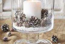 Зимний декор и рождество