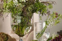 vase / Florwer decoration
