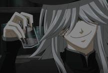 Anime badass Characters