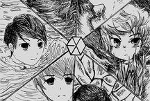 |~EXO LOCKSCREENS~|