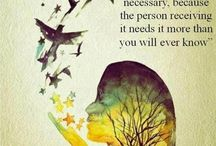 Quotes / by Courtney Salyers