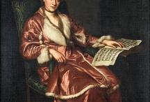 18th century: Women's informal/at home wear