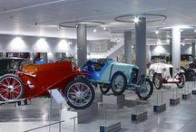 Museos Coches Clásicos España | Museum Classic Cars of Spain / Museos de coches clásicos por España