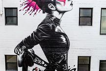 Wall / Wall paintings