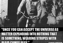 Quotes / Einstein Quote