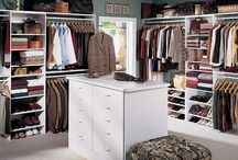 Family Closet / by Jamee Burch
