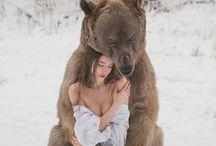 Bear and Katarina