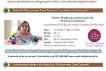 Ateliere creativitate pentru copii