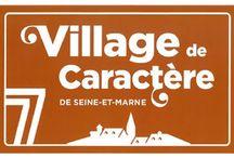 Coupvray / Le village de Coupvray
