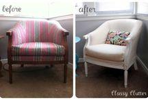 Furniture redos