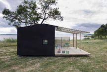 Cabin, Micro/beach house