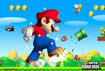 Nintendo / Nintendo History : Videogames, Pad, Logos, etc... / by Maikel Müller