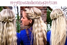Hair / by Tracey Chosa