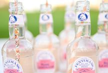 Summer drinks / All drinks both soft and alcoholic that are perfect for spring :)