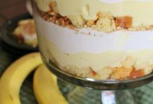 Triffle Bowls Desserts / by Cakes of Dreams Cakes by Cakes of Dreams