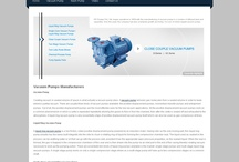 Our Microsites / by PPI Pumps