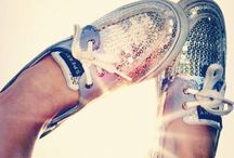 There will always be love in the world as long as shoes exist(: / by Kalan Nicholson