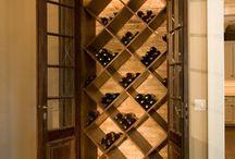Wine cellar / by Elysa Siano (korosic)