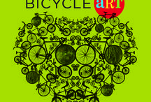bicycle art nelson nz / creation and talent with the bicycle