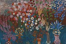 Tableaux Fleurs