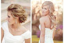 Bridal Hair / by Kori Stefanu Krueger