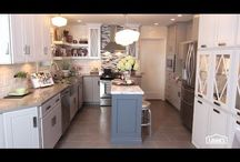 Kitchen ideas / by Heather Battles
