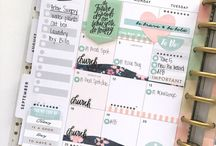 The Happy Planner 2017 ideas