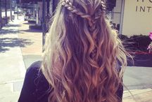 Music Festival HairStyles