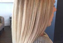 Danni hair