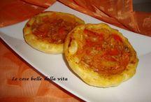 ricette antipasti e torte salate