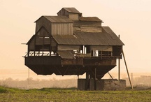 A little Different Architecture / Not your average home or building / by Jackie Hawkins