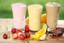 Healthy drinks/shakes