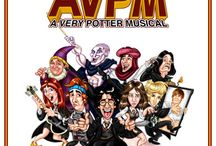 AVPM (a very potter musical) / Most amazing musical of all time, made by StarKid. Check it out on youtube ASAP!