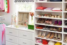 For the Home {Dream Closet}