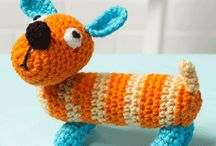 crochet & sewing for kids...