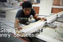 Commercial & Business / One Stop Customized Carpentry Services l Visit us at http://www.goldpines.com.sg/