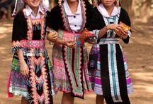 Viselet - laoszi