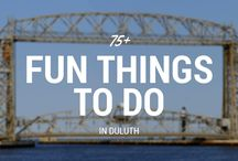 Duluth vacation ideas