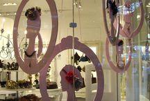 Craft Shop Displays